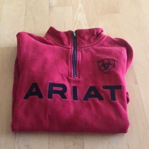 Ariat 1/4 Zip Riding Jacket